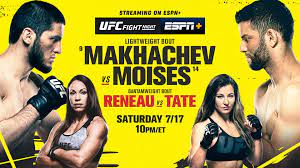 How to Watch UFC Fight Night: Makhachev ...