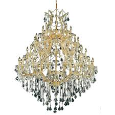 49 light large beautiful maria theresa gold frame crystal chandelier high quality asfour crystals that sparkle like jewels h 62 x w 46