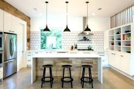clear glass pendant lights for kitchen fixtures