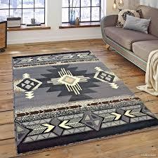 rugs area rugs carpet 8x10 area rug big floor large southwestern area rugs gray