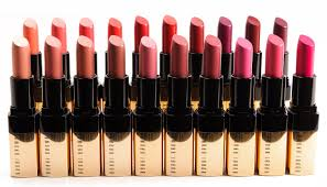 <b>Bobbi Brown Luxe</b> Lip Color • Lipstick Review & Swatches