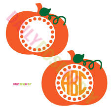 Free Pumpkin Svg Cut Files For Cricut And Silhouette Daily Dose Of Diy