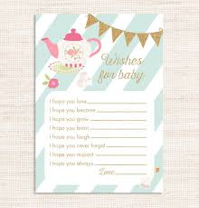 Tea Party Free Printables Free Printable Mint Green Gold Glitter Tea Party Baby Shower