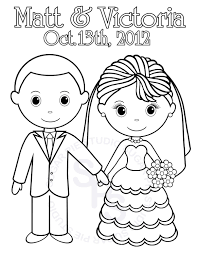 Adult Printable Wedding Coloring Pages Kids Printable Wedding