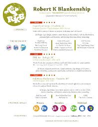 Awesome Graphic Design Resumes Graphic Design Resume Best Practices And 51 Examples