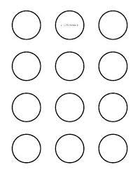 Macaron Guide Sheet Mini Macaron Template Heart Shaped Template Mini Macaron Stencil