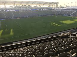 Dignity Sports Park Seating Chart Dignity Health Sports Park Section 236 La Galaxy