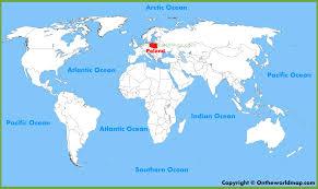 poland maps  maps of poland