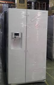 St Louis Appliance Special Pricing Samsung 26 Cu Ft Side By Side Refrigerator St