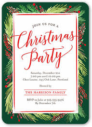 Sample Of Christmas Party Invitation 20 Fun Christmas Party Activities Shutterfly
