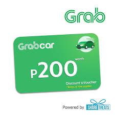 grab car promo code p200 sms evoucher