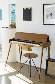 interesting keyboard scott sternberg for apartmento by ye rin mok may save space in room