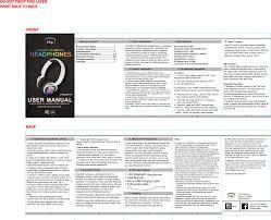 Ihip Bluetooth Headphones Light Up Cipledbthp Flashing Led Wireless Headphones User Manual