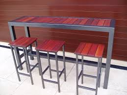 marvelous outdoor high top table and chairs 26 photo of patio furniture bar sets plus 970x848