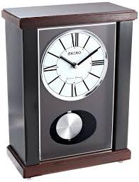 chiming mantel clocks