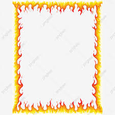 abstract fire frame fire flame