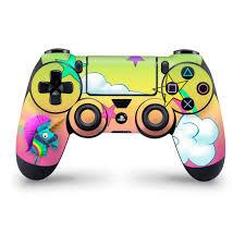 Ps4 Controller Design Fortnite Rainbow Smash Ps4 Controller Skin In 2020 Ps4 Controller