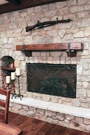 hooks mantle brackets firescreen