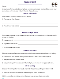 How To Revise A Paper Rethink Revise Rewrite Lesson Plan Education Com