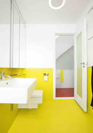 White And Yellow Bathroom RTNailProductscom - Yellow and white bathroom