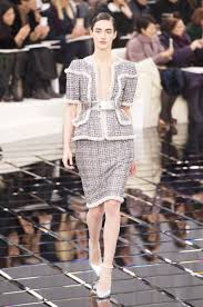 chanel 2017. chanel\u0027s couture spring/summer 2017 collection - all the looks from chanel runway