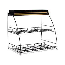 5065 8 sleeve box wire k cup organizer rack 17 5