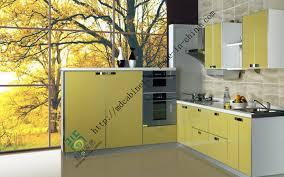 Readymade Kitchen Cabinets China High Gloss Uv Mdf Ready Made Kitchen Cabinets Zs 136