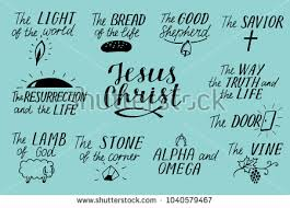 Christian Quotes About Truth Best Of Set 24 Hand Lettering Christian Quotes Stock Vector 24