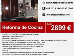 Reformas Integrales Leganés Cocinas Baños Madrid OfertasReformas De Cocinas Madrid