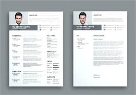 Example Modern Resume Template Sample Of Modern Resume Putasgae Info