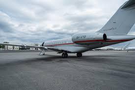 Photos Bombardier 6000 Private Jet Tour Cabin Seats