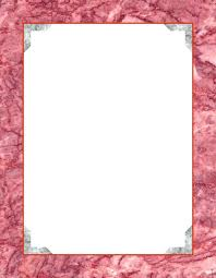 free printable picture frame borders 4x6 template photo images of valentine