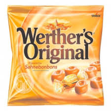 Отзывы о <b>Конфеты Werther's Original</b> Cream Candies