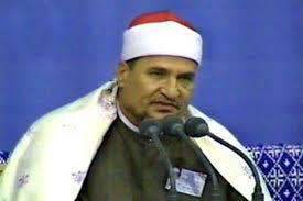 فرازی از محمد محمد عبدالوهاب طنطاوی و تلاوت نزد پدر