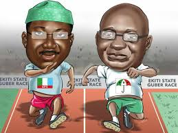 APC and PDP ended meeting organise by INEC, IG  in crisis IN Ekiti