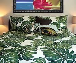 the palms duvet cover duvet bedding