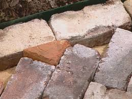 Brick Walkway Patterns Adorable How To Install A Traditional Brick Walkway Howtos DIY