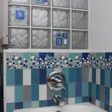 They reflect light, adding splashes of color and magic to your design. Decorative Glass Tile Houzz