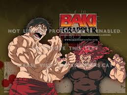 Free hanma baki wallpapers and hanma baki backgrounds for your computer desktop. Baki Yujiro Muscles Hanma Fighters Red