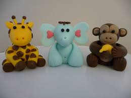 Cake Decorating Animal Figures Figuries Of Animals Fondant 10 Most Liked Video Youtube
