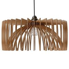 Modern Chandelier Pendant Light Lamp Wood Lamps Wood Pendant