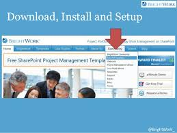 sharepoint workflow templates download free sharepoint project management templates from brightwork and atid