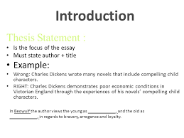 essay comparison and contrast essay thesis statement examples introduction thesis statement example is the focus of the essay comparison essay thesis example