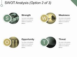 Powerpoint Presentation Gallery Swot Analysis Chart Template Unique Swot Analysis Template 2 Ppt