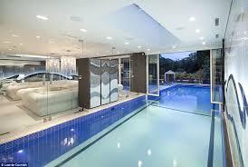 Luxury Homes With Indoor Pools | Backyard Design Ideas