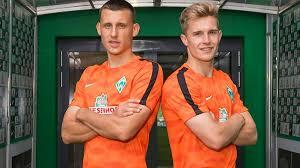 His brother maximilian eggestein also plays for werder bremen. Johannes Und Maximilian Eggestein Aus Bremen Im Interview