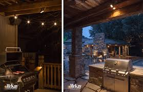 outdoor lighting ideas outdoor. Consider The Following Outdoor Kitchen And Grill Lighting Ideas To Brighten Your Space: N
