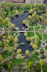 aerial view of the garden image from the friends of the public garden