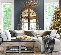 luxury faux antler chandelier pottery barn holiday decorating for kitchen cabinets handles
