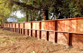 our pressure treated wood retaining walls resist rot and decay while providing safety and protection for your back yard
